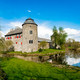 Medieval Water Castle Ratingen, near Dusseldorf, Germany - PhotoDune Item for Sale