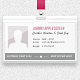 Plastic Name Badge - GraphicRiver Item for Sale