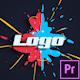 Liquid Splash Logo - VideoHive Item for Sale