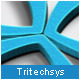 TritechSys Logo template - GraphicRiver Item for Sale