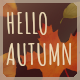 Hello Autumn Instagram Stories - VideoHive Item for Sale