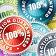 Guarantee Seals - GraphicRiver Item for Sale