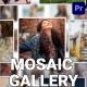 Mosaic Photo Gallery - VideoHive Item for Sale