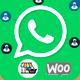 WooCommerce Order On Whatsapp for WCFM Multi Vendor Marketplaces