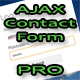 AJAX Contact Form Pro + AJAX Admin Panel