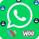 WooCommerce Order On Whatsapp for WCMp Multi Vendor Marketplaces