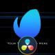 Glitch Noise Logo - DaVinci Resolve - VideoHive Item for Sale