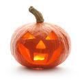 Halloween pumpkin Jack O'Lantern