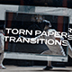 Torn Paper Transitions - VideoHive Item for Sale