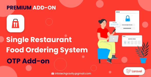 Single Restaurant   OTP add-on