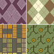 Six Pattern - GraphicRiver Item for Sale