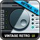 Vintage Retro UI - GraphicRiver Item for Sale