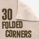 30 Folded Corners - GraphicRiver Item for Sale
