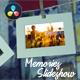 Memories Slideshow - Photo Gallery for DaVinci Resolve - VideoHive Item for Sale