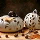Halloween decorations, hand crafted ceramic pumpkins - PhotoDune Item for Sale