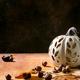 Halloween decorations, hand crafted ceramic pumpkin - PhotoDune Item for Sale