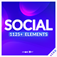 Social Pack - VideoHive Item for Sale
