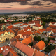 Cityscape of Ptuj Oldest City in Slovenia at Sunset - PhotoDune Item for Sale