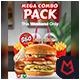 Food Menu Promo   Mobile Version - VideoHive Item for Sale