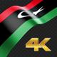 Long Flag Libya - VideoHive Item for Sale