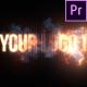 Magic Fire Reveal (Premiere Version) - VideoHive Item for Sale