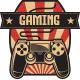 Games - Gaming - Gamer T-Shirt Design