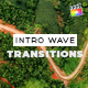 Intro Wave Transitions for Final Cut Pro X - VideoHive Item for Sale