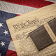 Holy bible on constitution and American Flag - PhotoDune Item for Sale