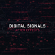 Digital Signals Slideshow - VideoHive Item for Sale