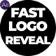 Fast Logo Reveal - VideoHive Item for Sale