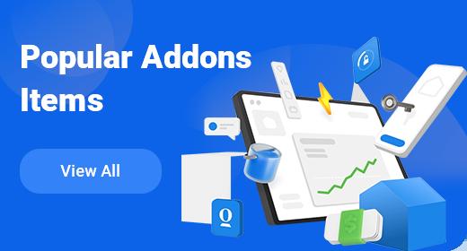 Popular  Addons