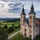 Church of Mother of the Good World ( Metere Dobrego Sveta in Konstanjevica na Krki, Slovenia. - PhotoDune Item for Sale