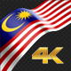 Long Flag Malaysia - VideoHive Item for Sale