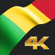 Long Flag Mali - VideoHive Item for Sale