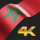 Long Flag Morocco - VideoHive Item for Sale