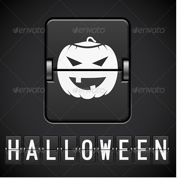 Halloween sign - Miscellaneous Vectors