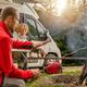 Weekend RV Camping Getaway - PhotoDune Item for Sale