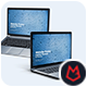 Website Laptop Presentation   Mockup - VideoHive Item for Sale