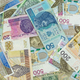 Background made of 500 pln banknotes - PhotoDune Item for Sale