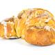 St. Martin's croissant on white background - PhotoDune Item for Sale