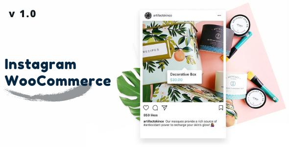 Instagram For WooCommerce