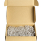 Shredded Paper Strips in Brown Box - PhotoDune Item for Sale