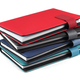 Stack of Colourful Diaries - PhotoDune Item for Sale