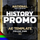 History Promo - VideoHive Item for Sale