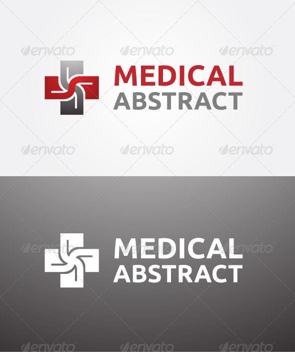 Abstract Medical Logo - Vector Abstract