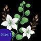 Floral & Golden Wedding Invitation - VideoHive Item for Sale