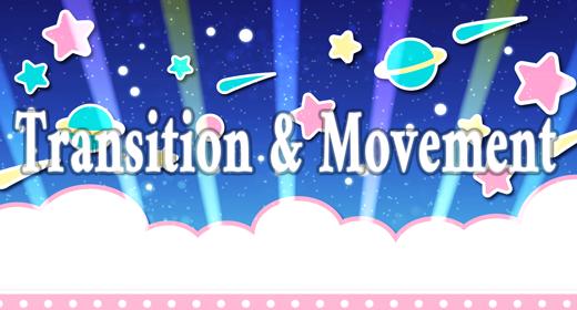 Transition & Movement Sound