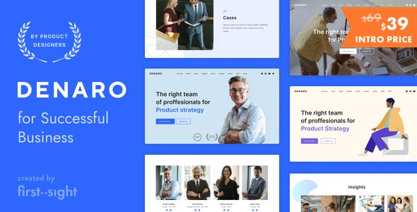 Denaro — Business Consulting