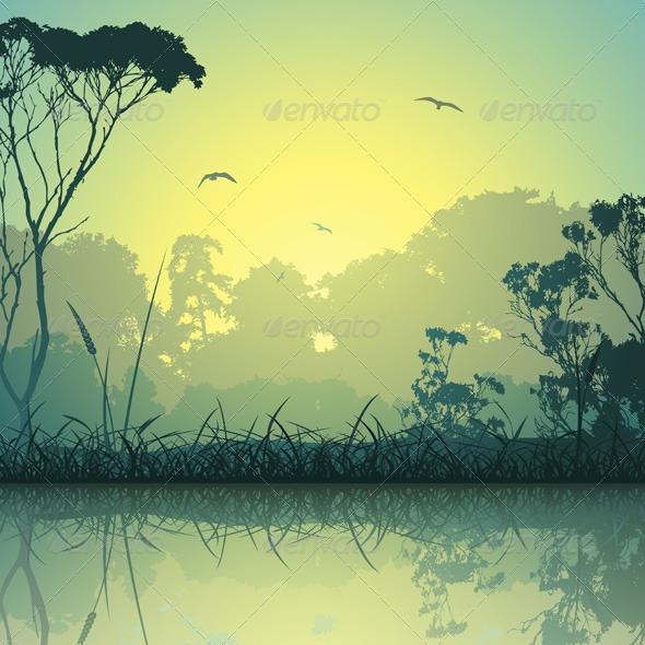 Meadow Landscape - Landscapes Nature