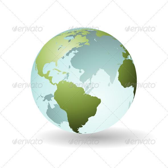 Earth - Miscellaneous Vectors